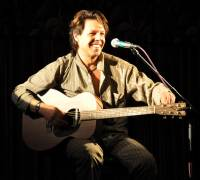 Kasim Sulton at AWATS gig, Akron, OH, 09/06/09 - photo by Whitney Burr