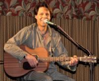Kasim Sulton at AWATS gig, Akron, OH, 09/06/09 - photo by Whitney Burr