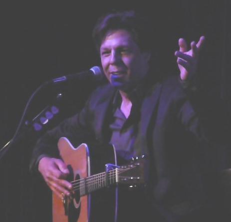 Kasim Sulton solo gig at SPACE, Evanston. IL - 10/7/14