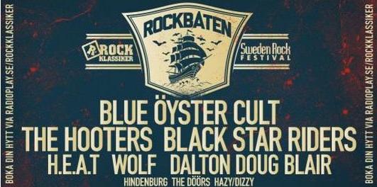 Kasim Sulton and Blue �yster Cult gig