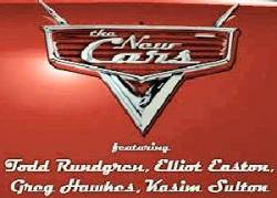 Kasim Sulton, Elliot Easton, Greg Hawkes, Todd Rundgren and Prairie Prince are The New Cars