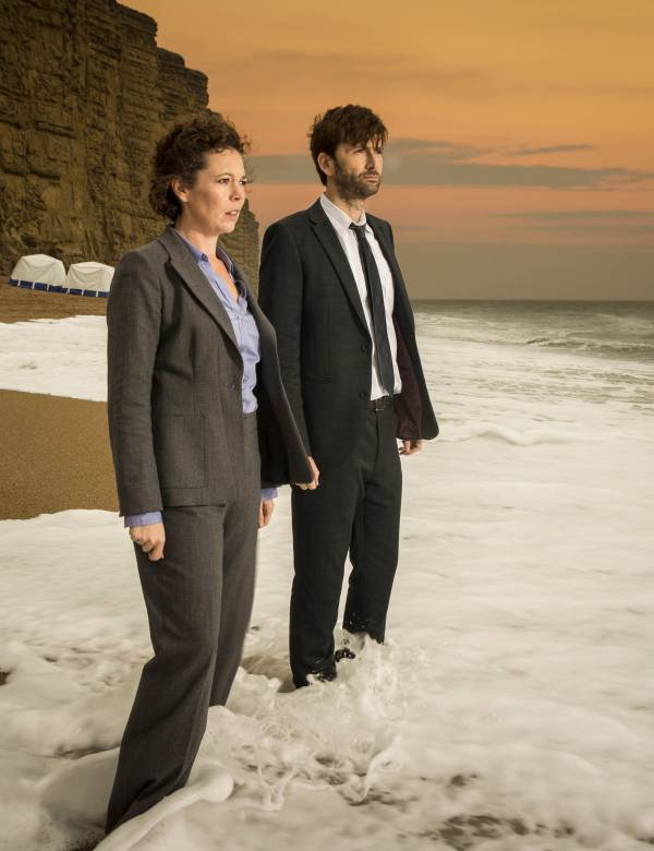 David Tennant - Broadchurch