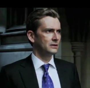 David Tennant from The Politician's Husband